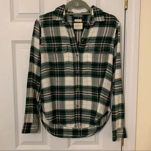 American Eagle Ahh-mazingly soft flannel. NWOT